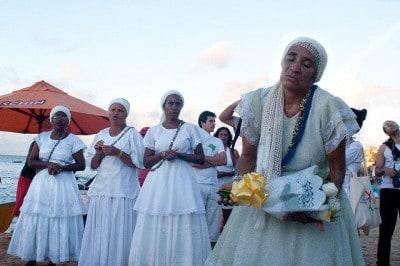 ימנג'ה, קמנדומבלה, סלוודור, ברזיל