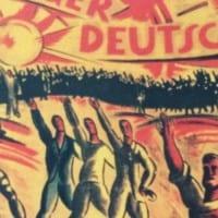 דכאו, כרזה, גרמניה הנאצית