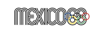 מקסיקו 68, לוגו. לאנס וויימן, Lance Wyman