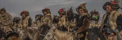 ציידים מונגולים