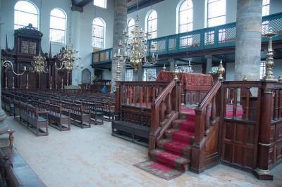 בית הכנסת הפורטוגזי, אמסטרדם