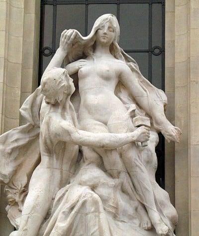 פיגמליון, פסל