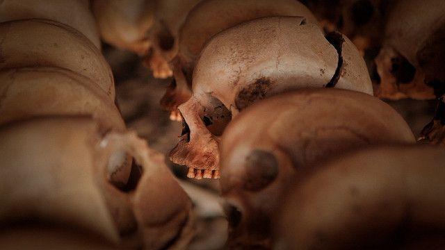 אתר הנצחה, רואנדה, טבח