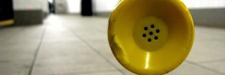 שפופרת טלפון
