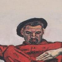 הנואם, פרדיננד הודלר
