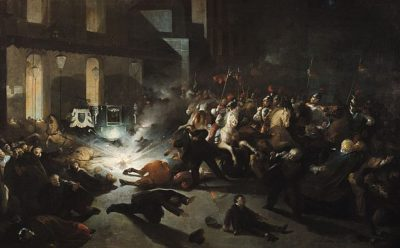 ארוסיני, נפוליאון השלישי, ניסיון רצח