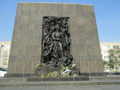 אדנרטה, מרד גטו ורשה, נתן רפפורט