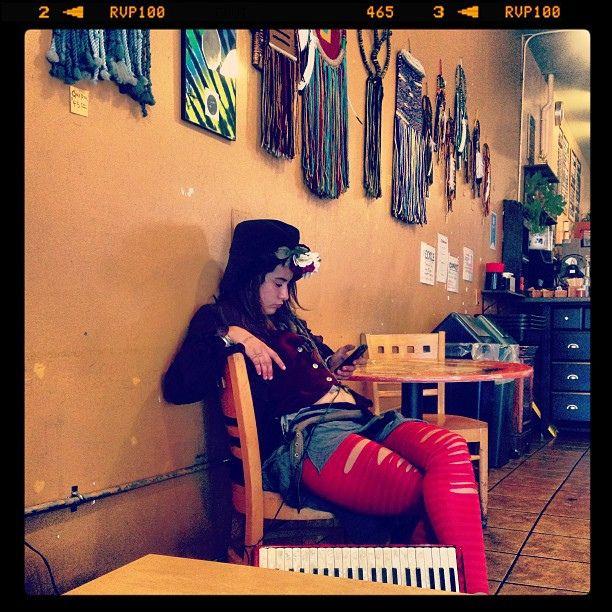 סן פרנסיסקו, בית קפה, היפסטרים, היפית