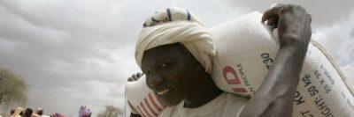 דרפור, סיוע, פליטים