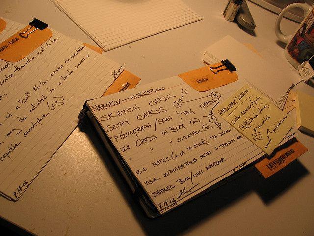 כרטיסיות, קטלוג