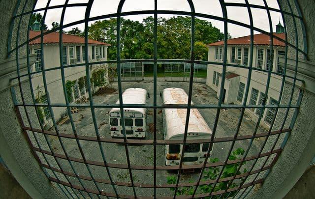 בית מעצר, נוער, בולטימור
