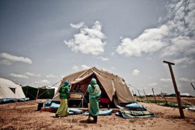 מחנה פליטים, בורקינה פאסו, מאלי