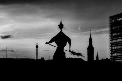 מכשפה, דנמרק, היום הארוך בשנה