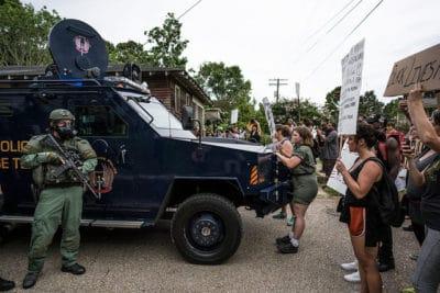בטון רוז', לואיזיאנה, Black Lives Matter
