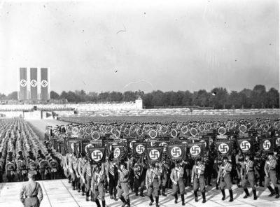 נירנברג, מצעד, נאצים