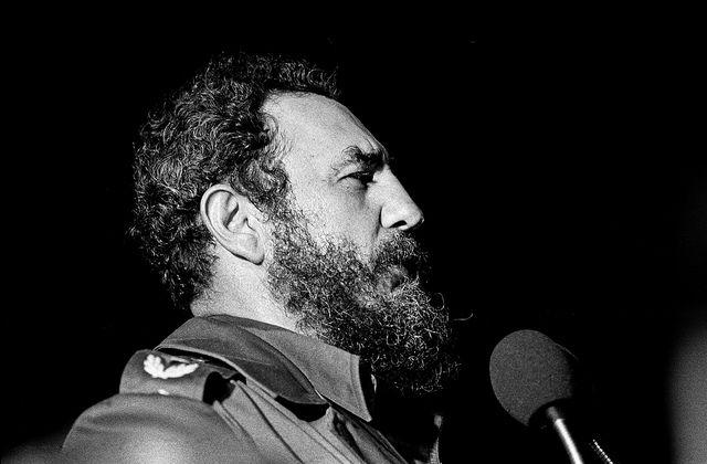 פידל קסטרו