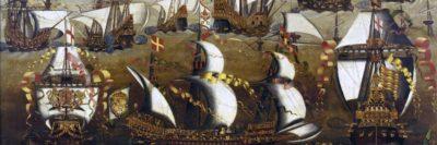 הארמדה הספרדית, אליזבת הראשונה