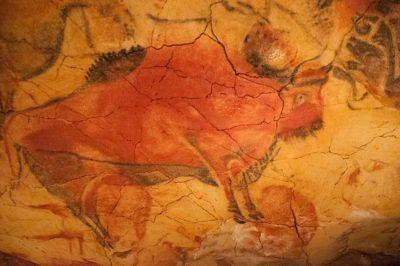ציור מערות, פלאוליתי