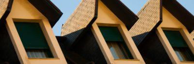חלונות, עליות גג עם חלונות