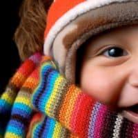 תינוק, בגדי חורף