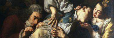 האיש הפצוע, Traversi
