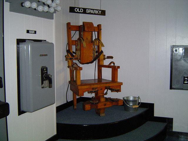 כיסא חשמלי, וירג'יניה