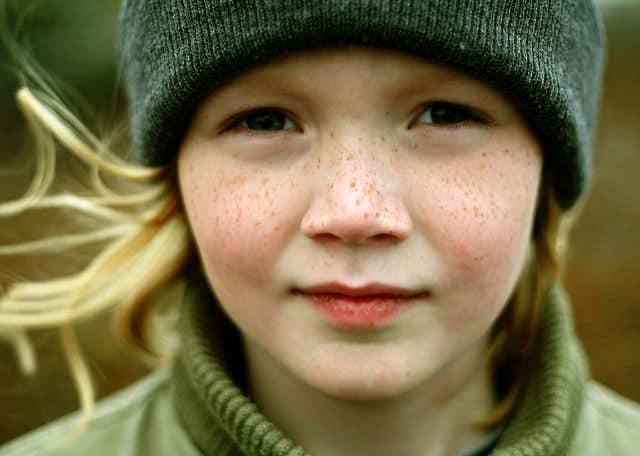 ילד איסלנדי