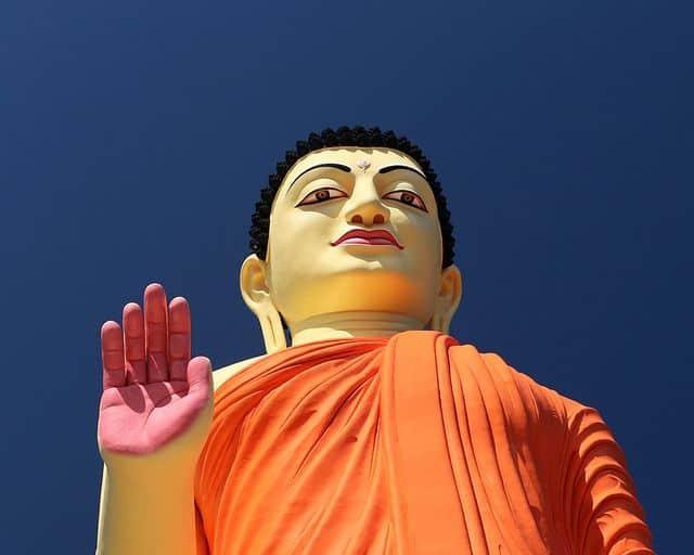 בודהה, סרי לנקה, Ranawana Buddha