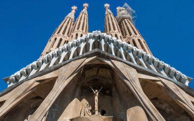 Sagrada Familia, סגרדה פמיליה, ברצלונה