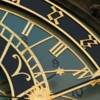 שעון אסטרונומי, פראג