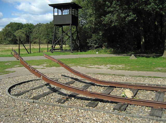 וסטרבורק, הולנד, מחנה ריכוז