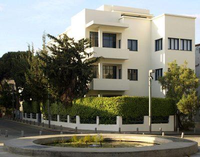 מוזיאון באוהאוס, תל-אביב