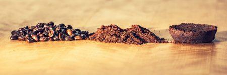 אספרסו, קפה, פולי קפה