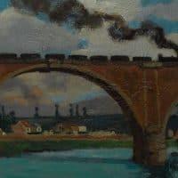 Guillaumin, גשר, רכבת, מארן, ז'ואנוויל