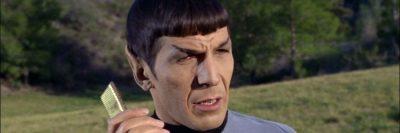 מר ספוק, מסע בין כוכבים, Star Trek
