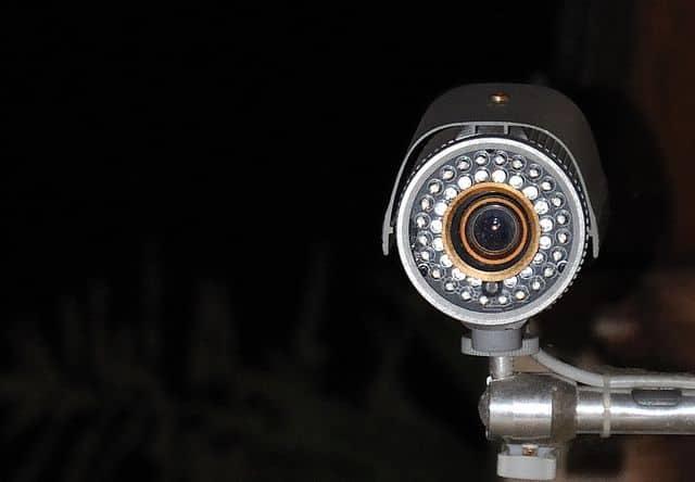 מבט, מצלמת מעקב, וידאו