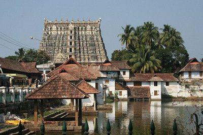 Sri Padmanabhaswamy, טריוונדרום, קראלה, הודו