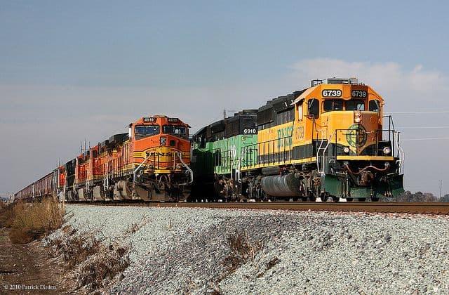 שתי רכבות