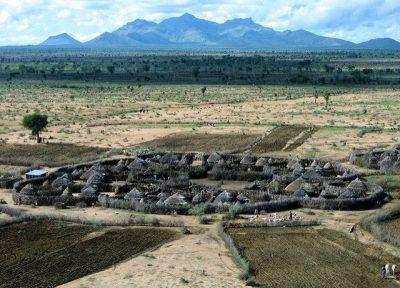 כפר אפריקני, אוגנדה