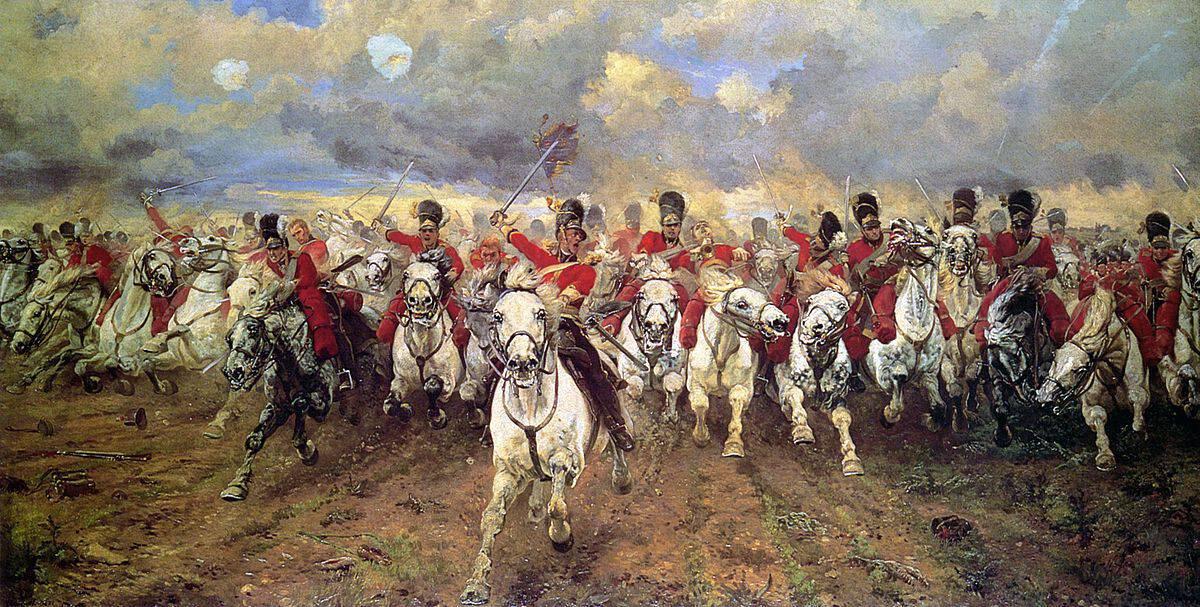 ווטרלו, נפוליאון, סקוטים, קרב, מלחמה, 1815