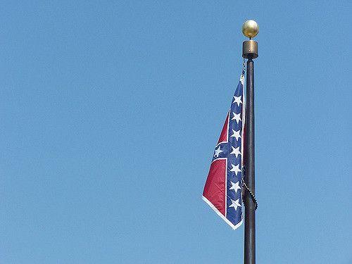 קונפדרציה, דגל, דרום קרוליינה