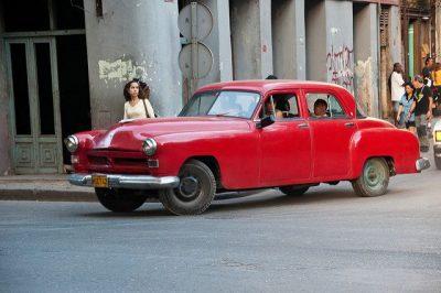קובה, מכונית, תחזוקה, חלקי חילוף
