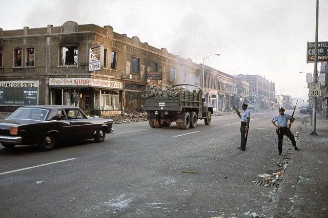 מהומות דטרויט, 1967