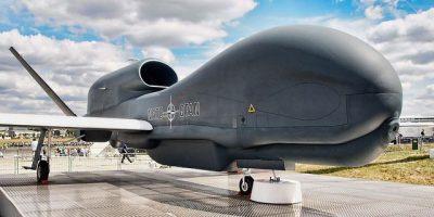 """כטב""""מ, כלי טיס בלתי מאויש, Global Hawk"""