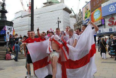 אוהדי כדורגל, אנגליה