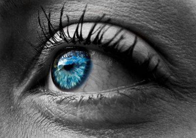 עין, השתקפות