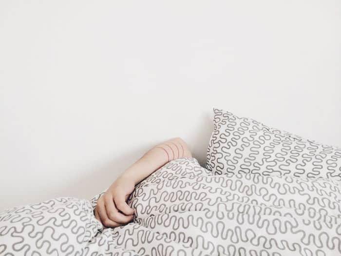 פחד, זרוע, כיסוי מיטה, כרית