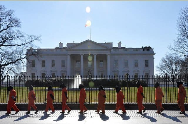 גואנטאנמו, עצירים, טרור