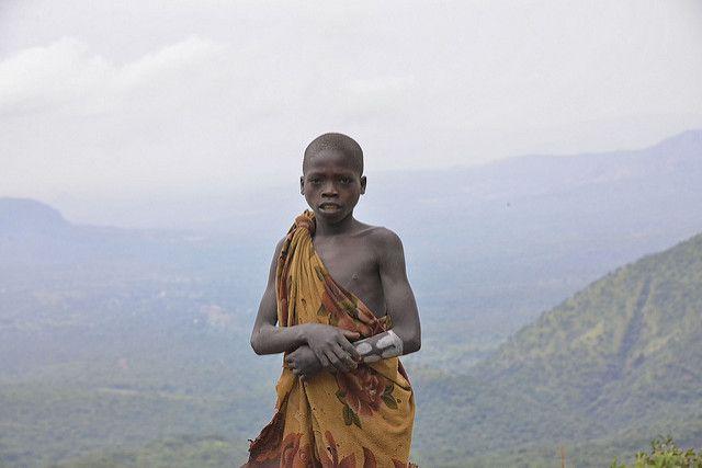 אורו קיביש, אתיופיה, הומו ספיינס