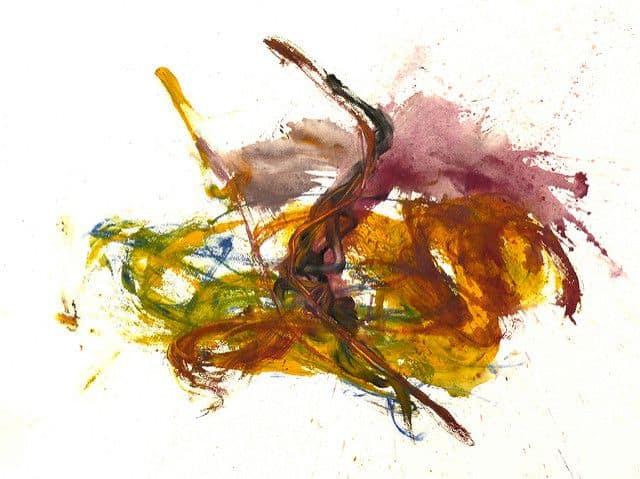 Fons Heijnsbroek, כתמי צבע